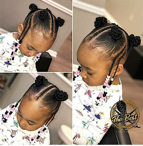 Black Toddler Hairstyles by Pin Bossuproyally Flo Want Best Pins Followme