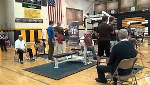2014 APF AAPF Illinois State Powerlifting Platform 1 Bench ...