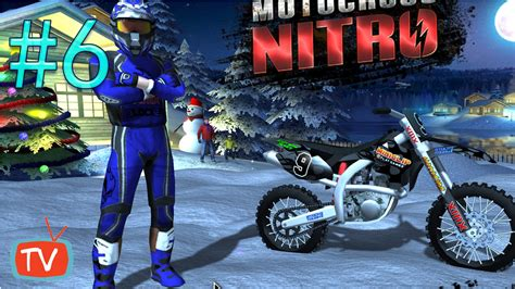 what channel is the motocross race on motocross nitro racing game freestyle part 6 walkthrough