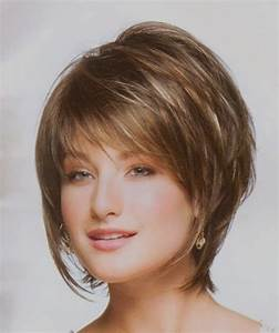 Latest Of Short Bob Hairstyles For Fine Hair Layered