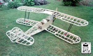 plan balsa avion