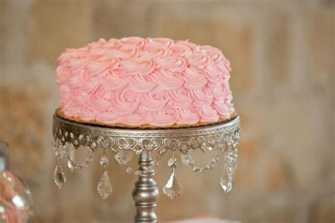karas party ideas girl sweet themed pink st birthday