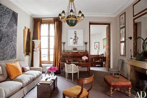 designer turned  paris duplex