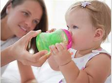 When can my baby use a sippy cup? BabyCenter