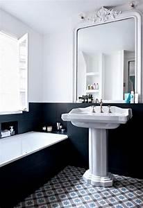 Petit Miroir Sur Pied : choisissez un joli lavabo retro pour votre salle de bain ~ Teatrodelosmanantiales.com Idées de Décoration