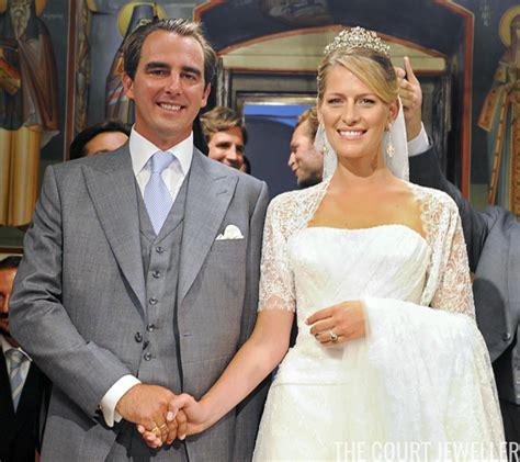 royal jewel rewind nikolaos  tatianas greek wedding