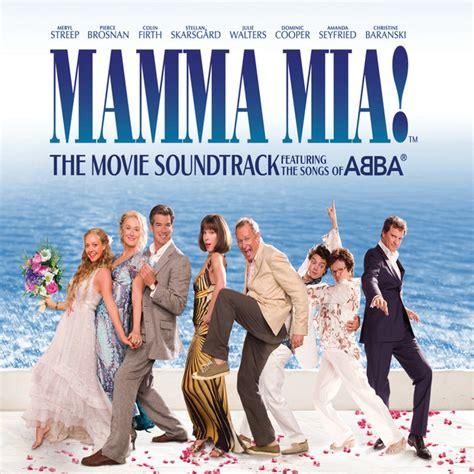 Mamma Mia! The Movie Soundtrack (all Bps) By Cast Of Mamma