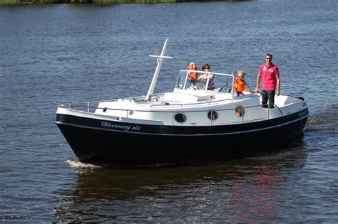 Klein Motorbootje Kopen by Motorboot Kopen Rivercruise 31 Ottenhome Heeg