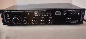 Bluetooth 5 1 Amplifier At Rs 2500   Piece