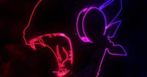 monstercat uncaged neon  wallpaper engine