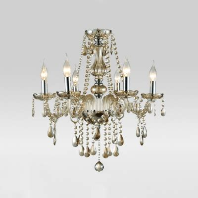 strands for chandeliers glittering clear strands and cascades 6