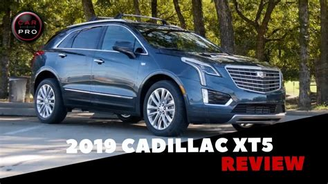 2019 Cadillac Xt5 Platinum Awd Hits And Misses Youtube