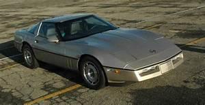 1987 Corvette C4  Improved Suspension Options