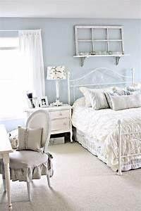 Schlafzimmer Vintage Style : 25 delicate shabby chic bedroom decor ideas shelterness ~ Michelbontemps.com Haus und Dekorationen