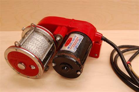 Motor Elec by Elec Tra Mate Penn Senator Electric Motor Fishing Reel Ebay