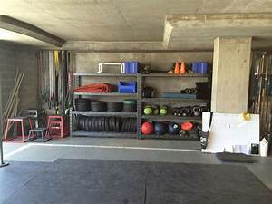 Space Saving Home Gym Ideas and Useful Tips from Garage ...