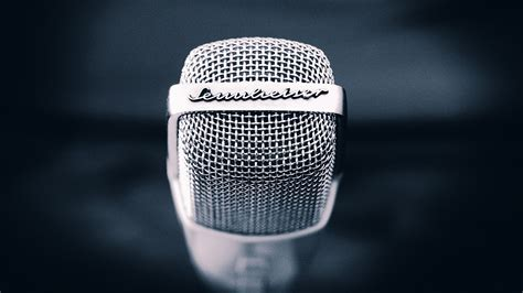microphone wallpapers  background images stmednet