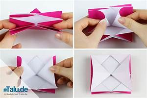 Rose Aus Serviette Drehen : origami rose aus papier falten diy anleitung ~ Frokenaadalensverden.com Haus und Dekorationen
