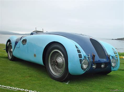 old bugatti eclectic ephemera jean bugatti s final car completed 73