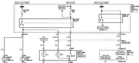 2011 Hyundai Sonatum Fog Light Wiring Diagram by I An 07 Hyundai Sante Fe Gls Which Did Not Come With