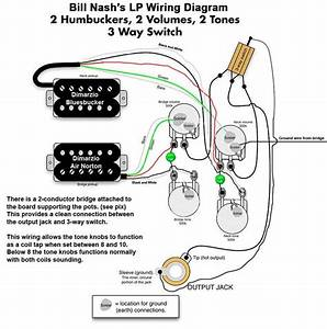 Gibson Les Paul Wiring Diagram With Two Toggle S