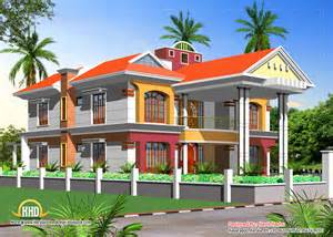 mansions designs storey house plans in kerala so replica houses