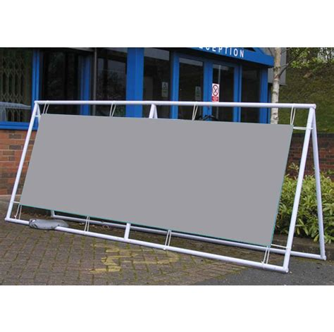 steel heavy duty outdoor banner frame big value banners