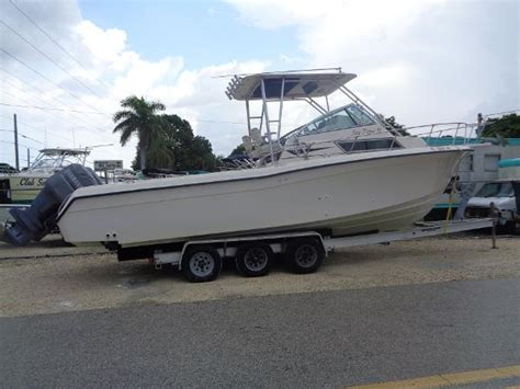 Boatsales Sailfish by 25 Grady White Boats For Sale