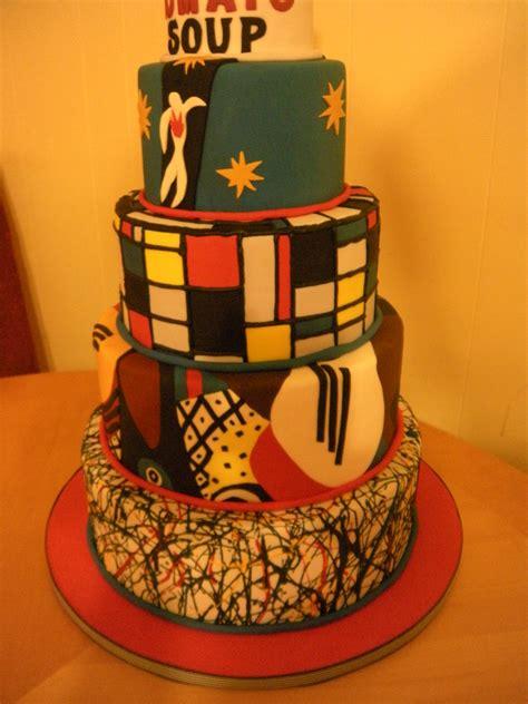 picasso cake main  custom cakes