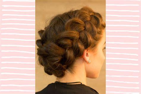 6 crown braid hairstyles bebeautiful