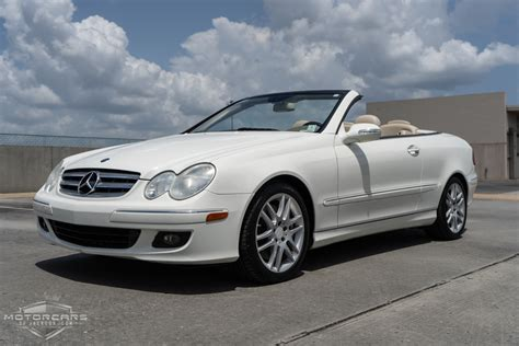 What will be your next ride? 2009 Mercedes-Benz CLK-Class 3.5L Stock # 9T105266 for ...