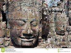 Ancient Stone Faces Royalty Free Stock Photo Image 14360875