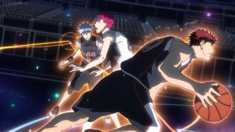 Anime Kuroko No Basket Season 3 Kuroko No Basket Season 3 Episode 24 Direct Drive