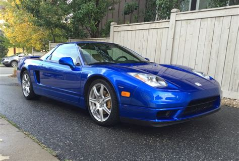2004 acura nsx 25 750 mile 2004 acura nsx t for sale on bat auctions