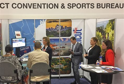 stores bureau connecticut convention and sports bureau makes do on