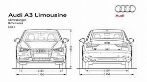 Audi A3 Dimensions 2017