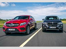BMW X6 II vs Mercedes GLE Coupe ForoCoches