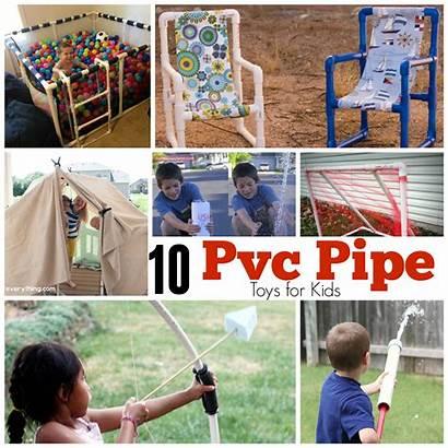Pvc Pipe Toys Diy Arrow Bow Things