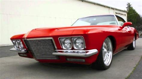 1971 Buick Riviera 455 - YouTube