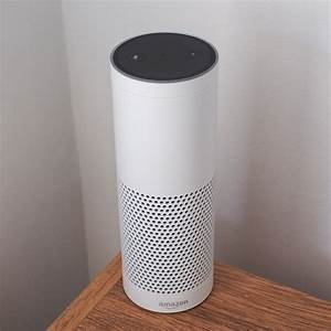 Smart Speakers Echo White Portable Speaker With Voice ...