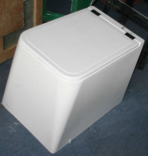 How To Build A Boat Seat Box by Grp Boat Bench Seat Storage Box With Solid Base Menai