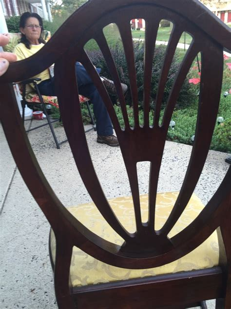 Lenoir Chair Company Cal 4319 by How Much Is My Dining Room Furniture 6 Chairs And Table