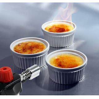 cr馥r un de cuisine tristar yb 2611 un chalumeau de cuisine pour réussir vos crèmes brûlées