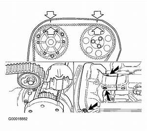 2004 Volvo S40 Serpentine Belt Routing And Timing Belt Diagrams