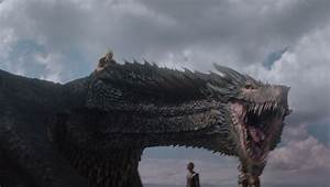 Game of Thrones: The Size of Dragon Balerion Compared to ...