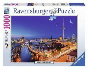 Ebay Deutschland Berlin : ravensburger puzzle deutschland collection 1000 teile berlin bei nacht ovp ebay ~ Heinz-duthel.com Haus und Dekorationen