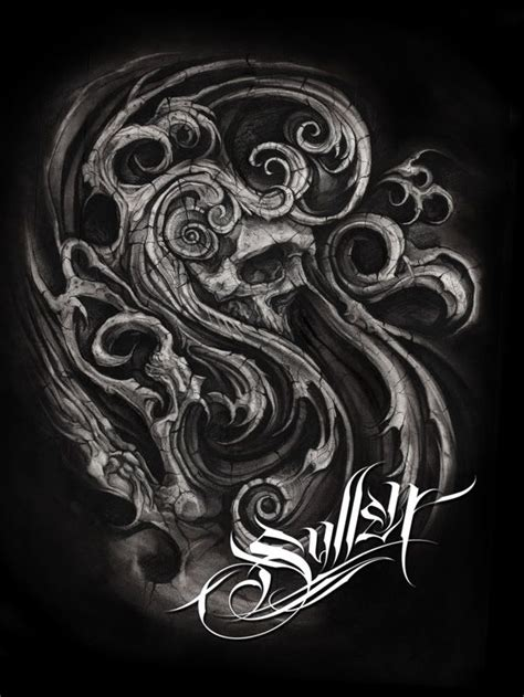 Background For Tattoo Lettering
