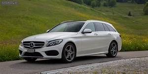 Mercedes Classe C Blanche : essai mercedes c220 t bluetec ~ Gottalentnigeria.com Avis de Voitures