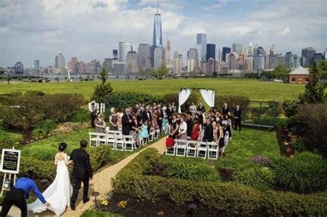 new jersey garden wedding at liberty house restaurant