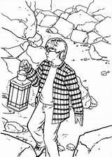 Potter Harry Coloring Chamber Pages Colouring Inside Secret Secrets Netart Last Trending Days sketch template
